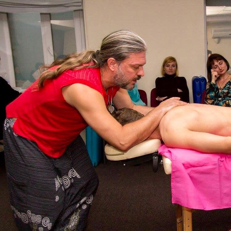 Традиционный Тайский массаж 25-28.04.20 Обучение‼️⠀